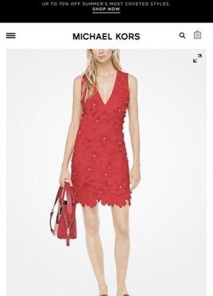 Плаття michael kors р s 36 оригинал нарядна сукня вечернее платье как maje sandro