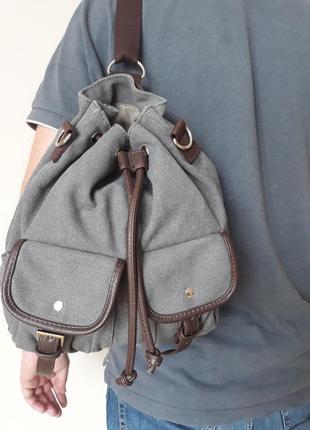 Фирменный городской рюкзак