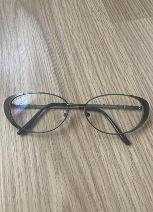 Очки для компьютера женские1 фото