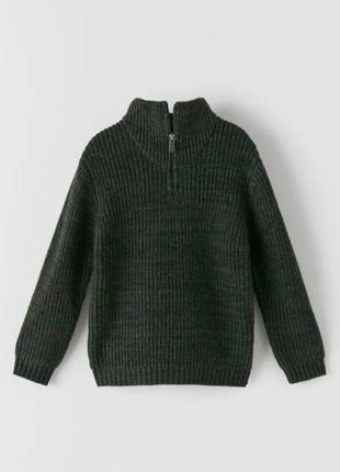 Кофта свитер худи zara