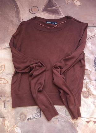 Укорочённый пуловер bershka