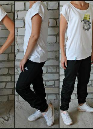 Новые спортивные штаны от adidas!