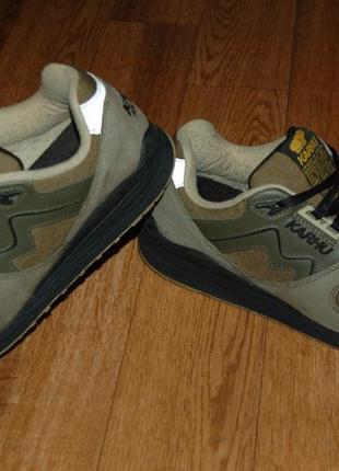 Кожаные кроссовки 41 р karhu финляндия