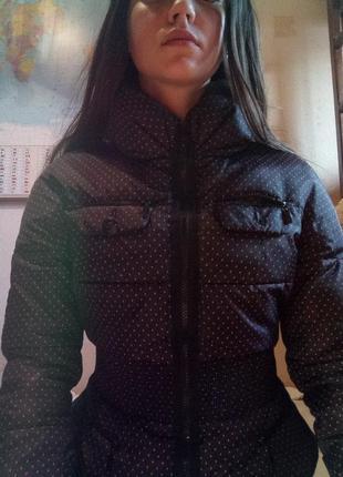 Супер тёплая курточка на зиму