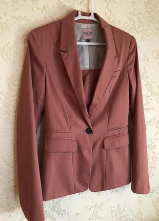 Классический пиджак bershka
