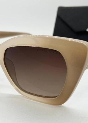 Osse очки женские солнцезащитные карамельные кошечки с поляризацией