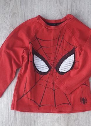 Кофта . человек паук