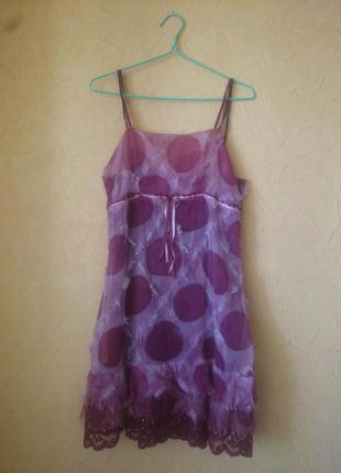 Легкое платье (италия)