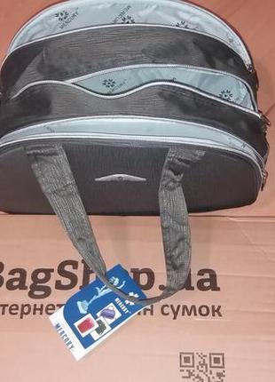 Качественная  дорожная сумка мercury
