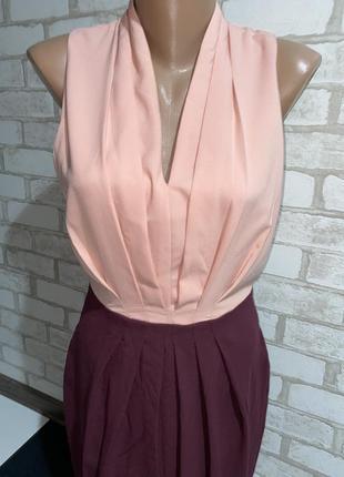 Шикарное оригинальное стильное платье капсула h&m