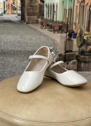 Туфли для принцессы, 31 р-р, стелька 18 см