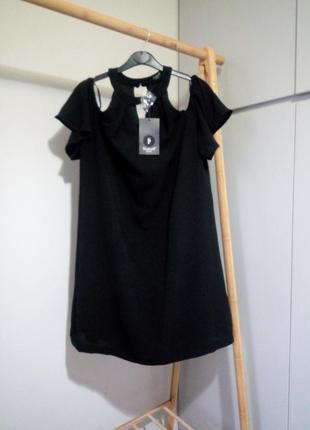 M-l р стильное брендовое платье sisters point