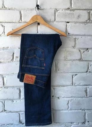 Оригінальні джинси levis 504 в ідеальному стані w34 l32
