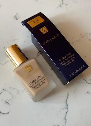 Тональная основа estee lauder double wear stay-in-place makeup spf10 1n2 ecru