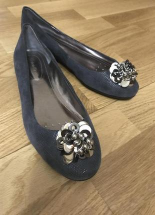 Балетки туфли calvin klein