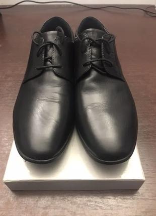 Туфли мужские carlo pazolini, под стельку/стопу 28,5 см (9/10 сост.)