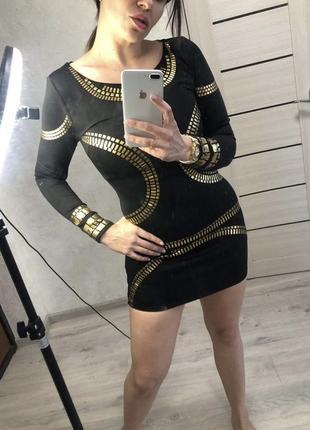 Платье клеопатры