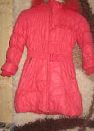 Детское зимнее пальто danilo