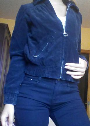 Модный бомбер,куртка