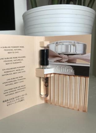 Пробник парфюма chloe