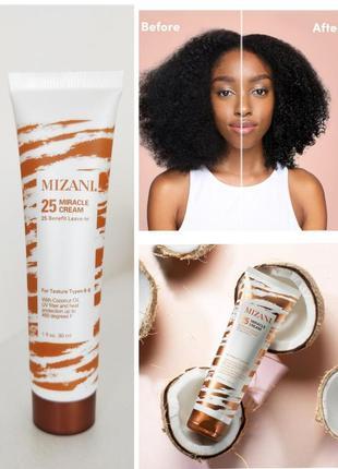 Крем для укладки вьющихся волос mizani 25 miracle cream