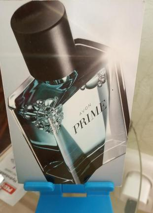 Prime avon раритет пробник мужского аромата.
