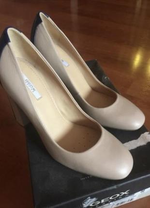 Туфли geox новые