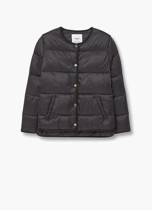Cтеганая куртка mango xs/m, 1250 грн