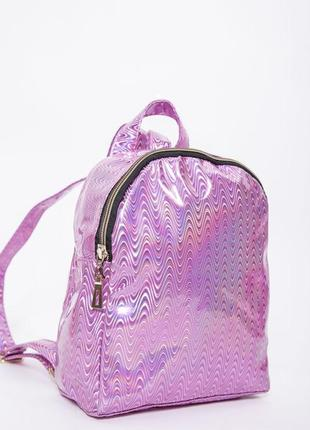 Женский рюкзак розового цвета 154r003-26-7
