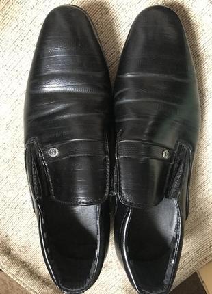 Туфли весенние для мальчика р.38