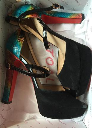Летние туфли(stoalos)