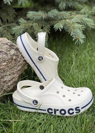 Кроксы crocs сабо bayaband
