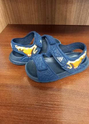 Детские сандалии adidas disney altaswim kids ba9328