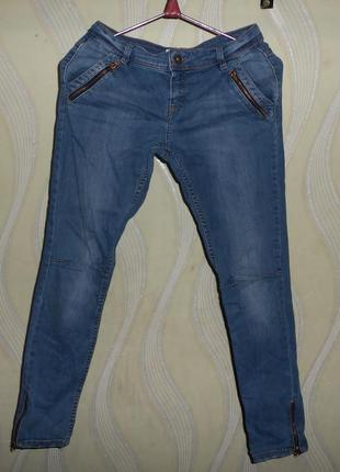 Модные джинсы(хорошее состояние)