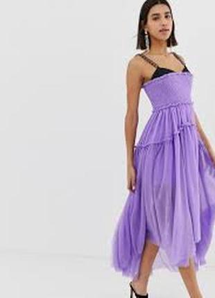 Платье сетка 48-50 размер