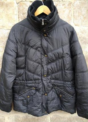 Оригинальная удлиненная куртка gina benotti