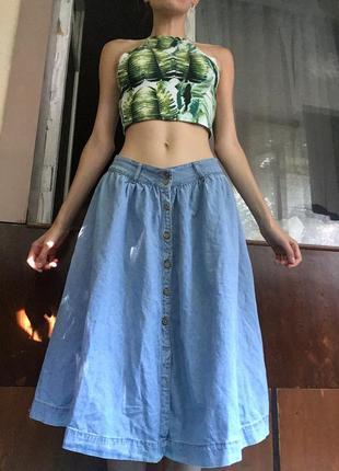 Длинная юбка new look