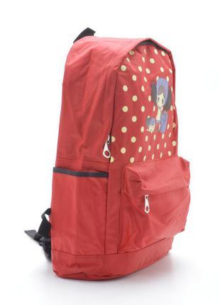 Рюкзак 8831 красный (3 цвета)