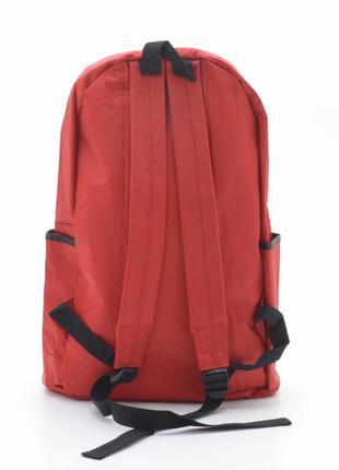Рюкзак 8831 красный (3 цвета)4 фото