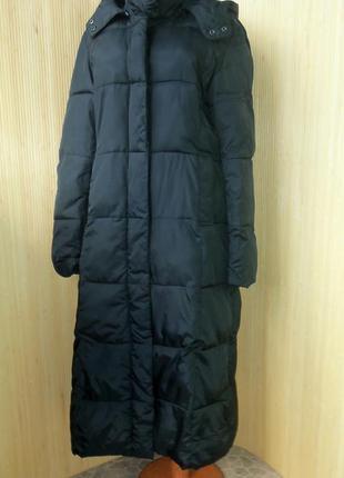 Пальто на синтепоне h&m