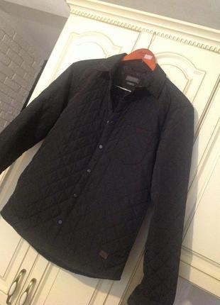 Курточка-рубашка  zara разм м,