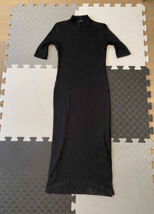 Офисное строгое платье