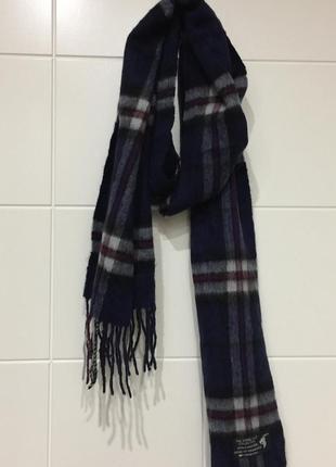 Кашемир шарф 28*160