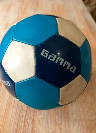 Футбольный мяч gamma