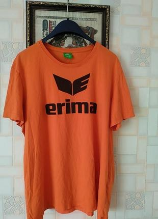 Футболка фирмы erima.оригинал.l-ка.