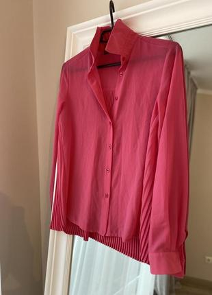 Рубашки цвета фуксии