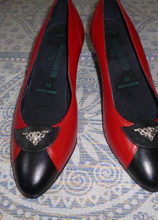 Туфли женские кожаные salamander