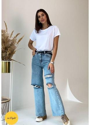 New. джинсы ❤ есть наложка