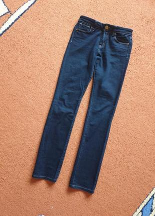 Джинсы скини прямого кроя, джинси прямі, вузькі
