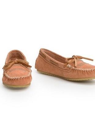 Замшевые женские мокасины,балетки,туфли 36-37 mango оригинал